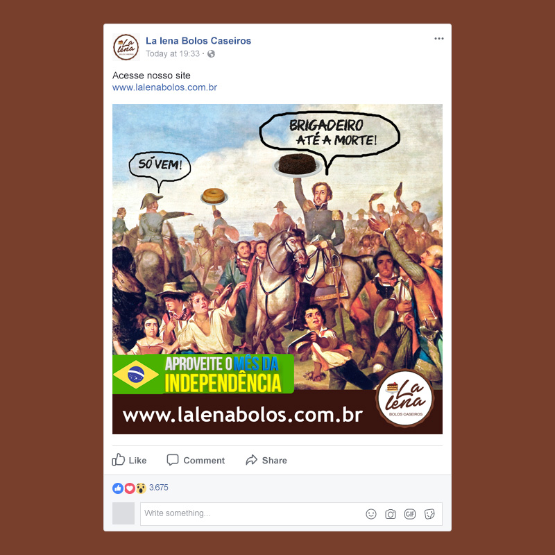 divulgar-campanhas-facebook-instagram-bolos-caseiros